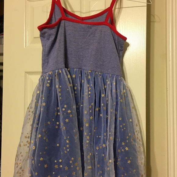 Other - Wonder Woman Little Girls Dress Size 10-12